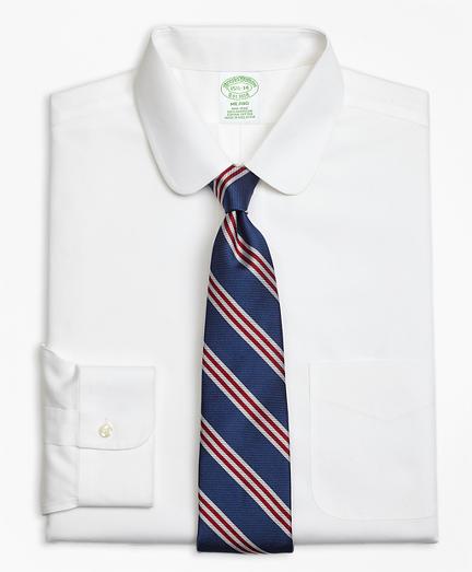 Milano Slim-Fit Dress Shirt, Non-Iron Golf Collar