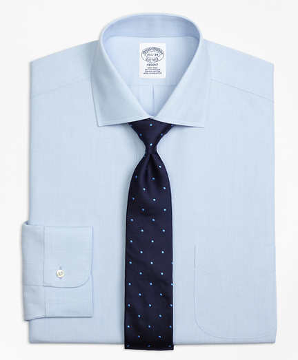 Regent Regular-Fit Dress Shirt,  Non-Iron Spread Collar