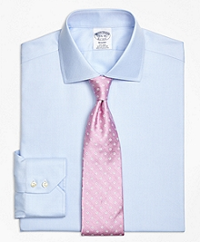 Non-Iron Regent Fit Spread Collar Dress Shirt