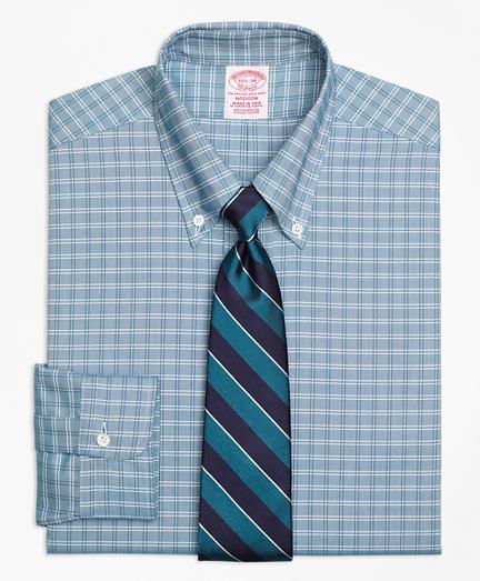 Original Polo® Button-Down Oxford Madison Classic-Fit Dress Shirt, Twin Check