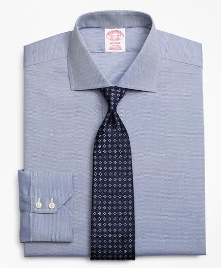Madison Classic-Fit Dress Shirt, Non-Iron Textured Circles