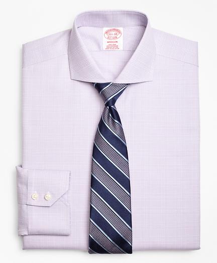 Madison Classic-Fit Dress Shirt, Non-Iron Plaid