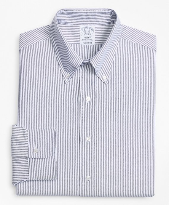 Original Polo® Button-Down Oxford Regent Regular-Fit Dress Shirt, Candy Stripe Blue