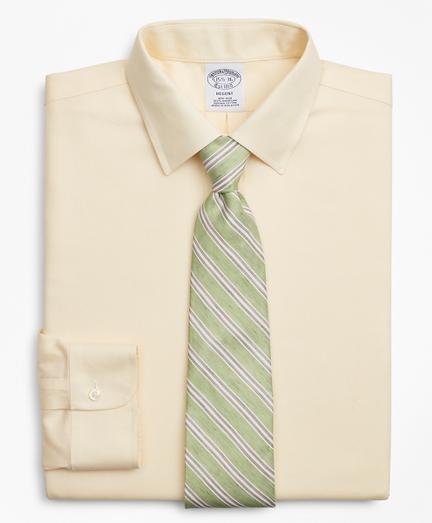 Regent Fitted Dress Shirt, Non-Iron Dobby