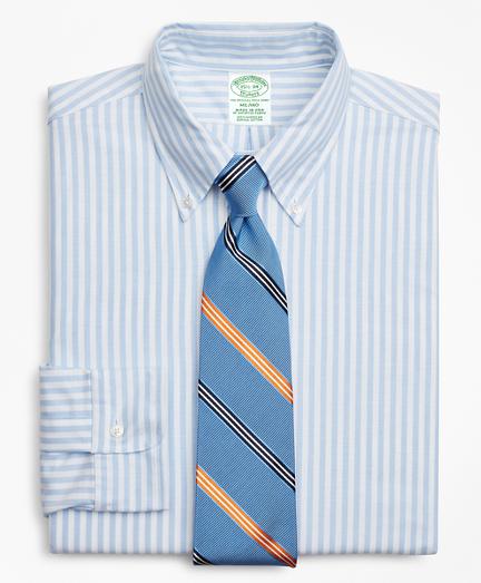 f045e5e2e6bb Original Polo® Button-Down Oxford Milano Slim-Fit Dress Shirt, Stripe