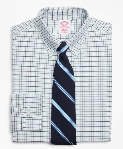 Original Polo® Button-Down Oxford Madison Classic-Fit Dress Shirt, Windowpane