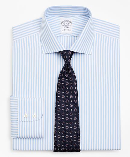 Regent Fitted Dress Shirt, Non-Iron Stripe