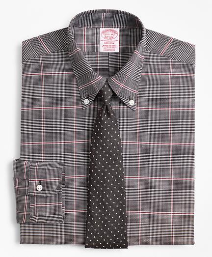 Original Polo® Button-Down Oxford Madison Classic-Fit Dress Shirt, Glen Plaid