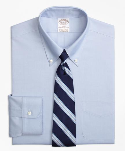 Stretch Soho Extra-Slim Fit Dress Shirt, Non-Iron Button-Down Collar