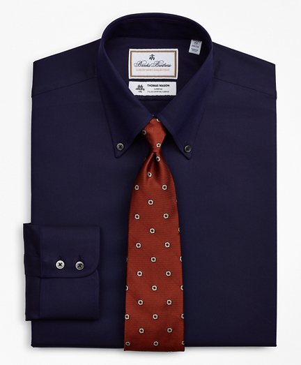 Luxury Collection Regent Regular-Fit Dress Shirt, Button-Down Collar