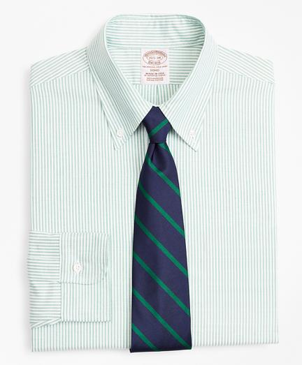 Original Polo® Button-Down Oxford Soho Extra-Slim Fit Dress Shirt, Stripe