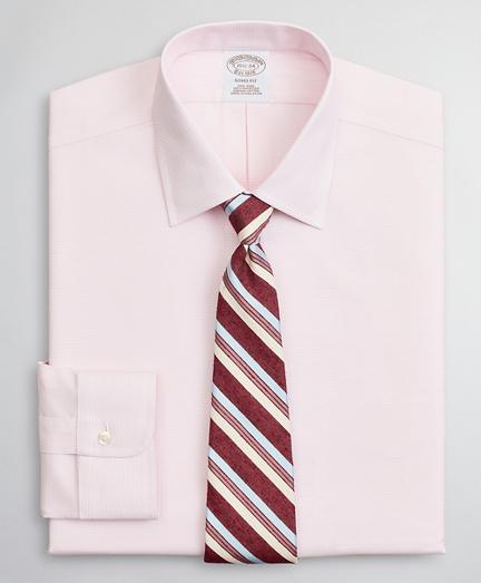 Brooksbrothers Soho Extra-Slim-Fit Dress Shirt, Non-Iron Dobby Ainsley
