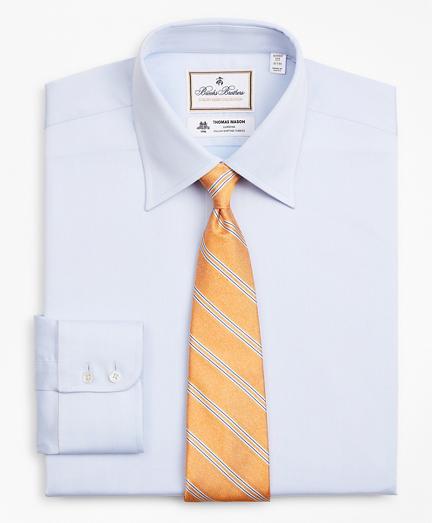 Luxury Collection Soho Extra-Slim-Fit Dress Shirt, Franklin Spread Collar Herringbone