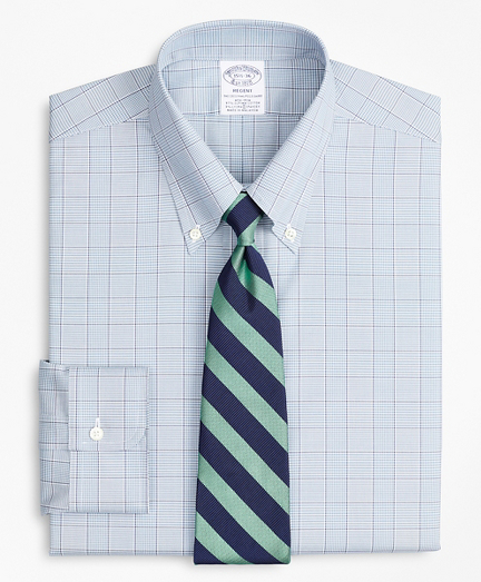 3-Pack Brooks Brothers Stretch Regent Regular-Fit Dress Shirt