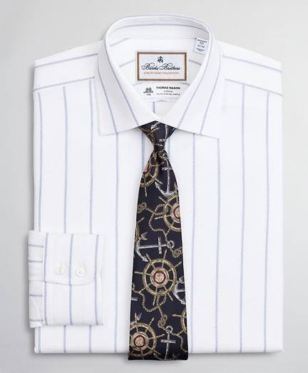 Luxury Collection Regent Regular-Fit Dress Shirt, Franklin Spread Collar Pinstripe