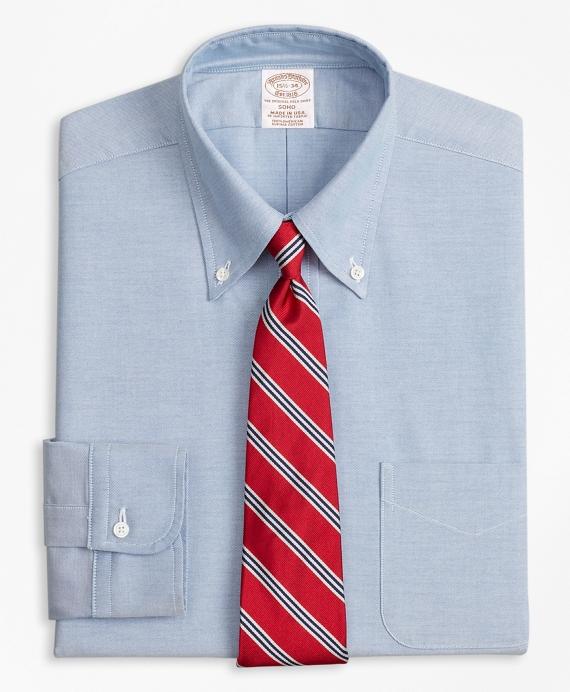 Original Polo® Button-Down Oxford Soho Extra-Slim-Fit Dress Shirt Blue