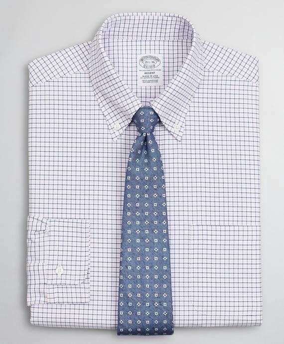 Original Polo® Button-Down Oxford Regent Regular-Fit Dress Shirt, Windowpane Pink