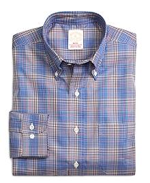 Golden Fleece® Regular Fit Multi Micro Check Sport Shirt