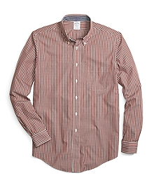 Non-Iron Regent Fit Micro Check Sport Shirt