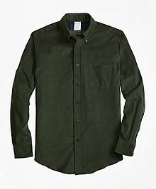 Regent Fit Corduroy Sport Shirt