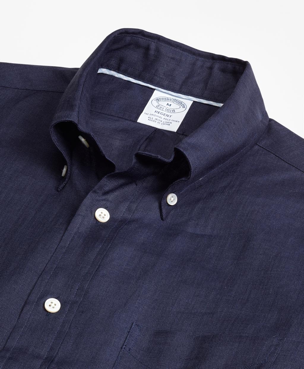77f5dc12aa0 Brooks Brothers Sport Shirt Vs Dress Shirt – EDGE Engineering and ...