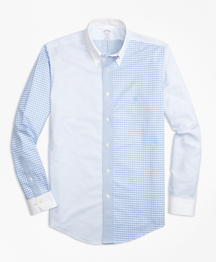 Non-Iron Regent Fit Fun Sport Shirt