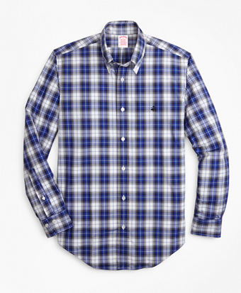 Madison Fit Tartan Zephyr Sport Shirt