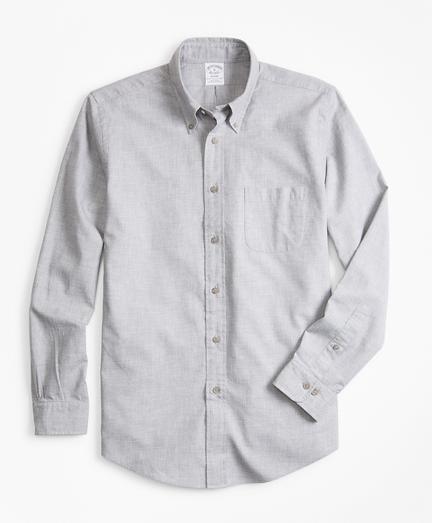 Regent Fit Flannel Sport Shirt
