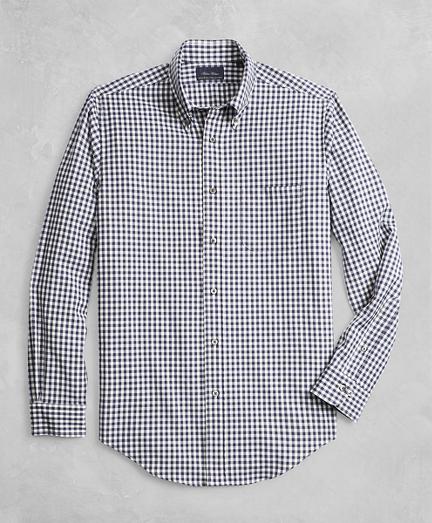 Golden Fleece® BrooksTech™ Regent Fit Gingham Sport Shirt