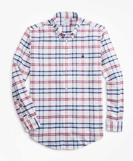 200c1d97 Men's Sport Shirts & Flannel Shirts on Sale | Brooks Brothers