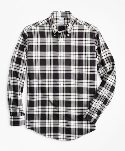 Non-Iron Regent Fit Macfarlane Tartan Sport Shirt