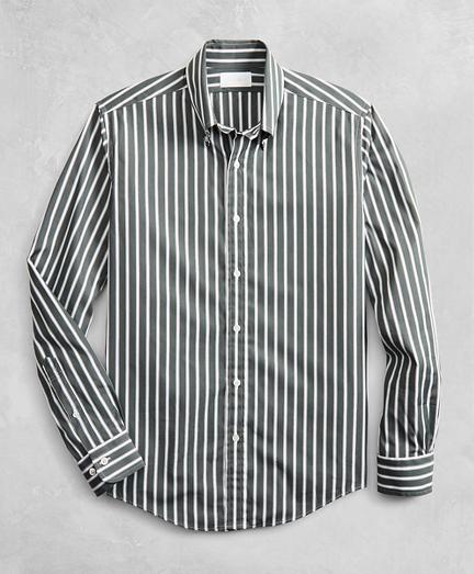 Golden Fleece® Regent Regular-Fit Multi-Stripe Sport Shirt