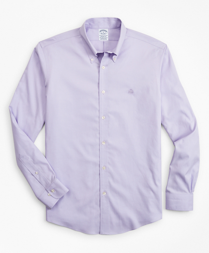 Brooksbrothers Stretch Regent Fitted Sport Shirt, Non-Iron