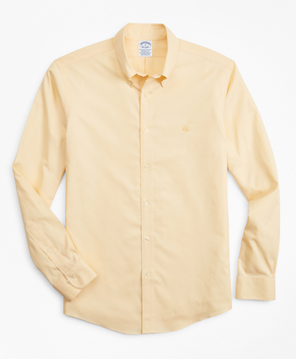 Stretch Regent Fitted Sport Shirt, Non-Iron