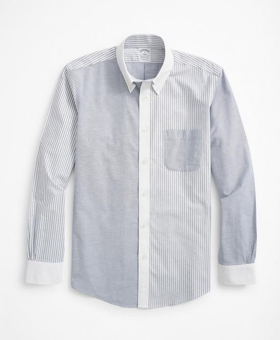 Regent Regular-Fit Fun Sport Shirt Blue