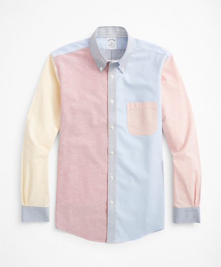 Regent Regular-Fit Multi-Color Fun Sport Shirt
