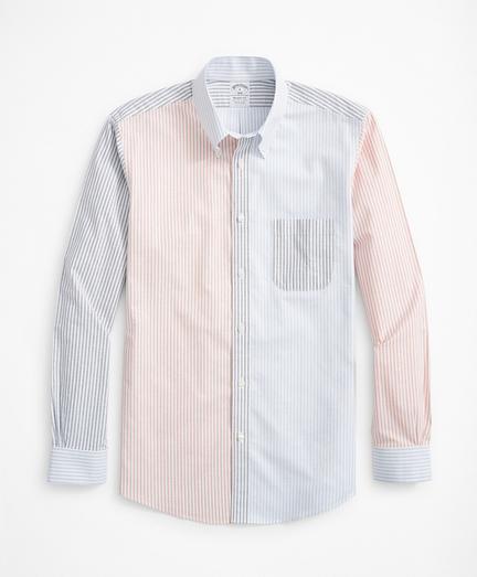 Regent Regular-Fit Stripe Fun Sport Shirt