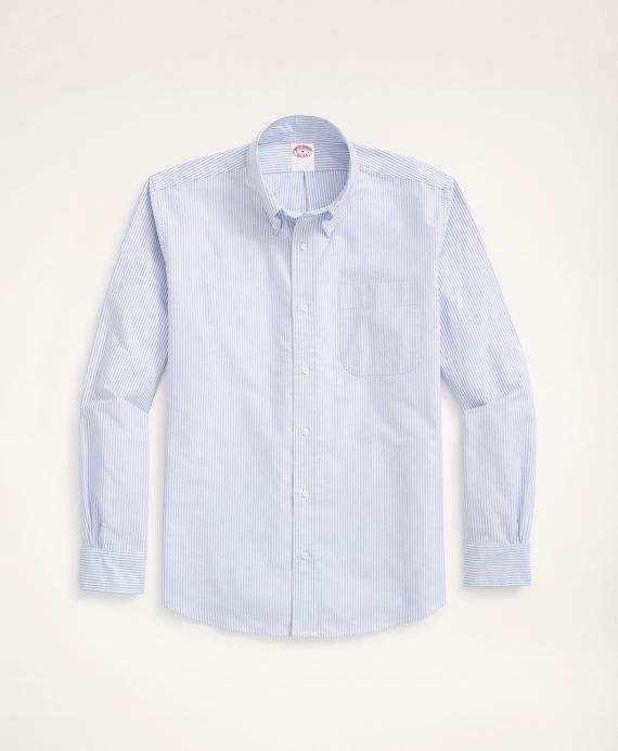 Original Polo® Button-Down Striped Oxford Shirt Blue