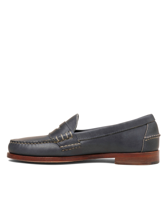 ca05b561a5 Rancourt   Co Beef Roll Penny Loafers - Brooks Brothers