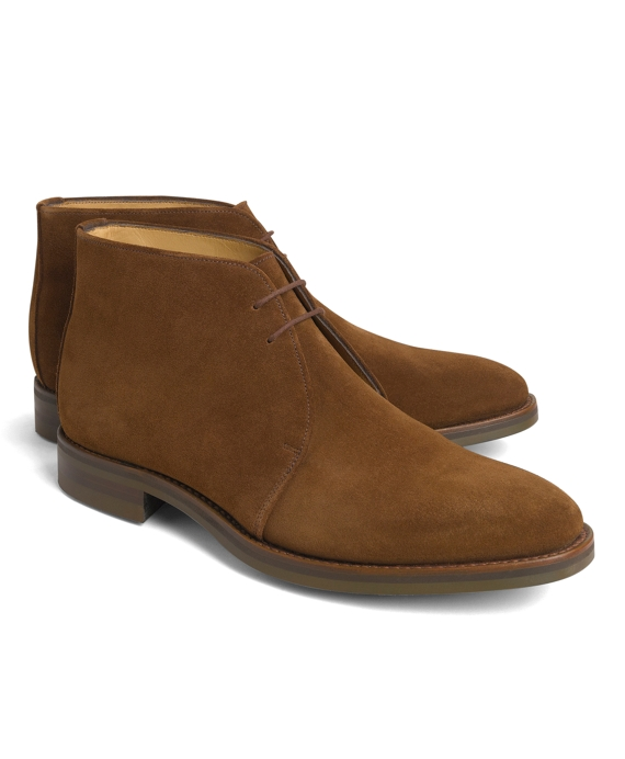 45e231727d469 Chukka Boots. https   www.brooksbrothers.com Peal-Co.