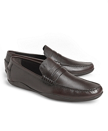 Harrys Of London® Basel Leather Penny Loafers