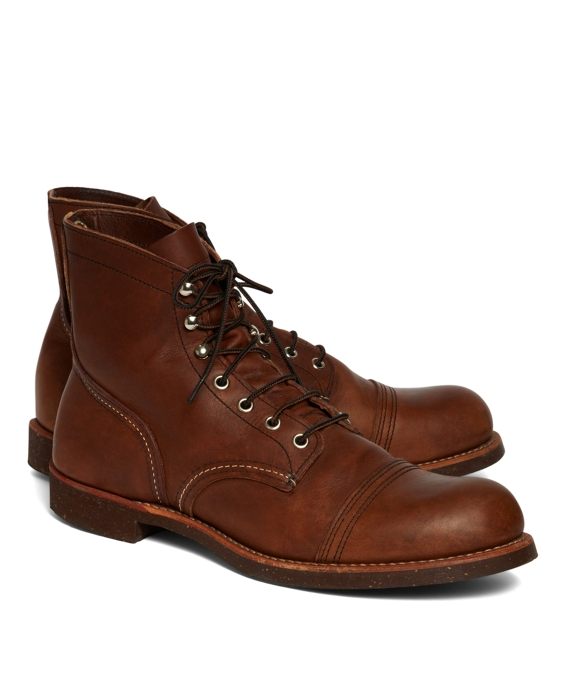 Red Wing 8111 Amber Harness Brown