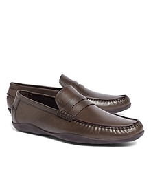 Harrys Of London® Basel Box Grain Loafers