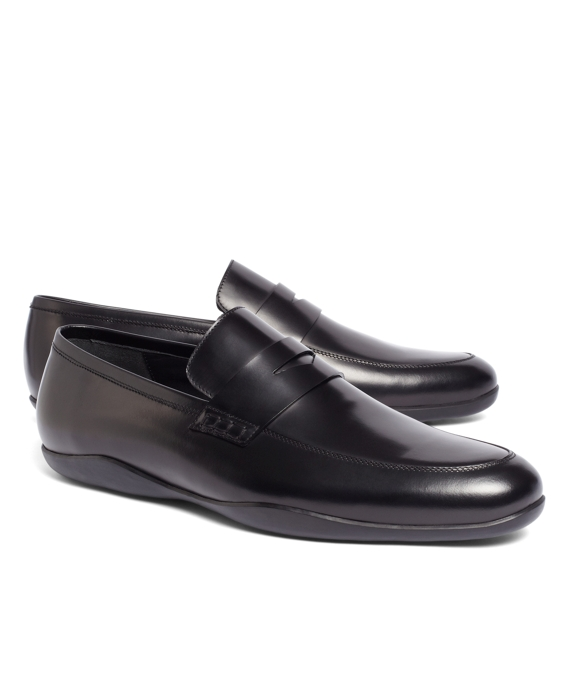 Harrys Of London® Downing Gloss Loafers Black
