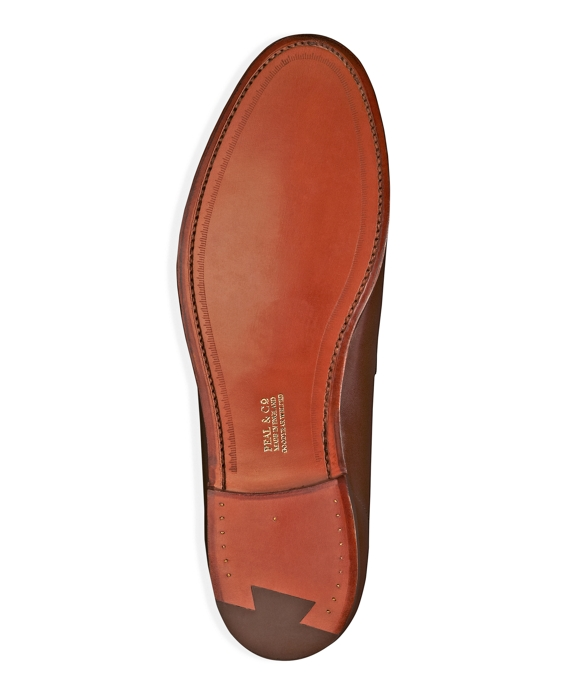 180d3f7e75c The Great Gatsby Collection White and Brown Spectator Loafer ...