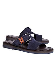 Harrys Of London® Luke Kudu Strap Sandals