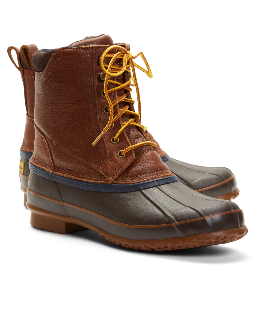 Brooks Brothers Men's Duck Boots