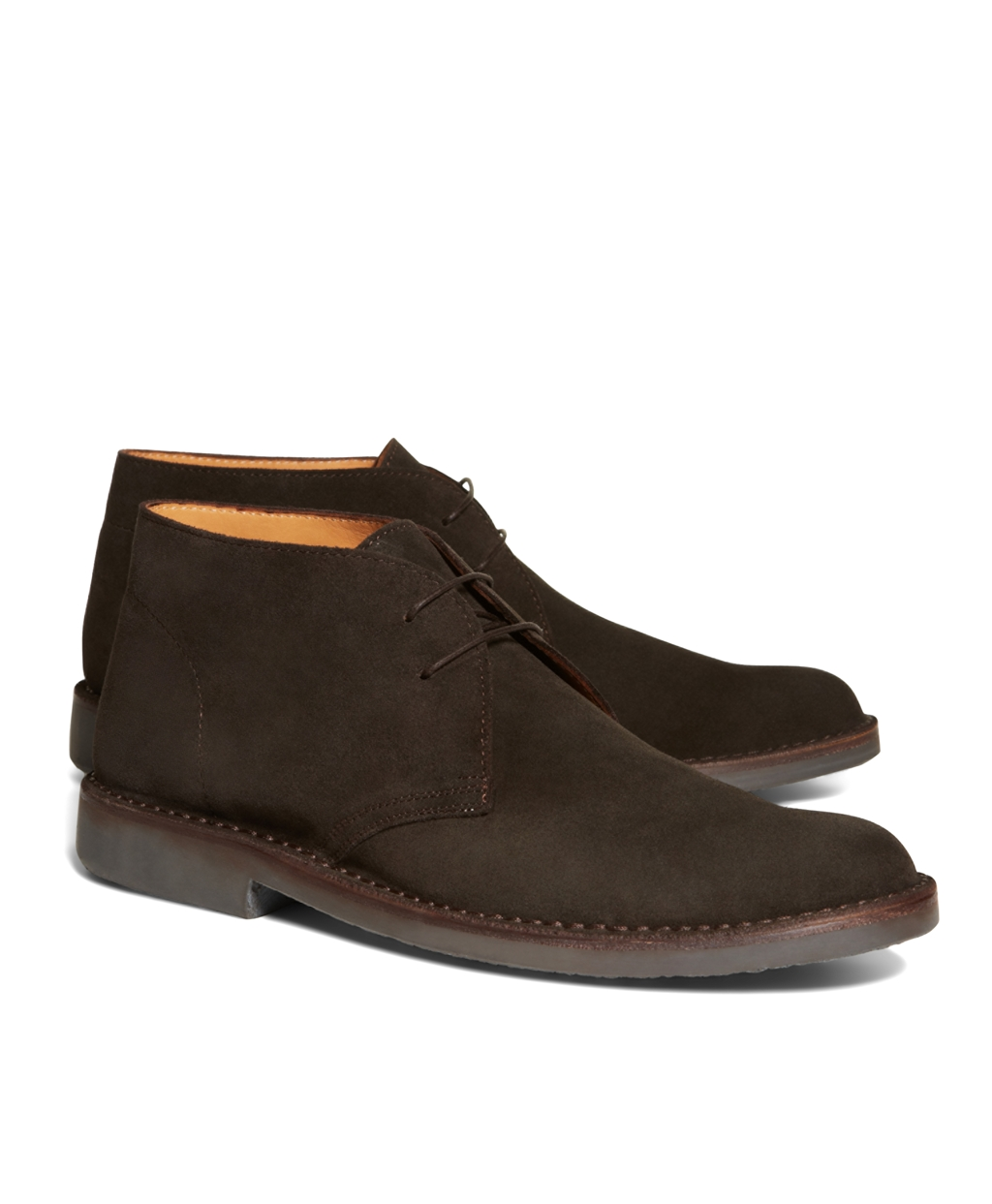 Brooks Brothers Men's Field Chukka Boots