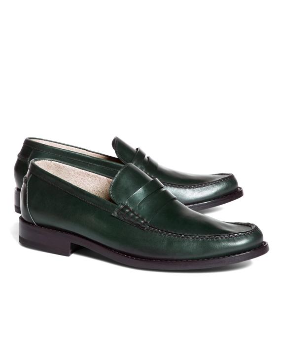 354be60a786 Men s Harrys of London Leather Dean Loafers