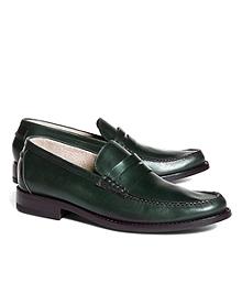Harrys Of London® Leather Dean Loafers